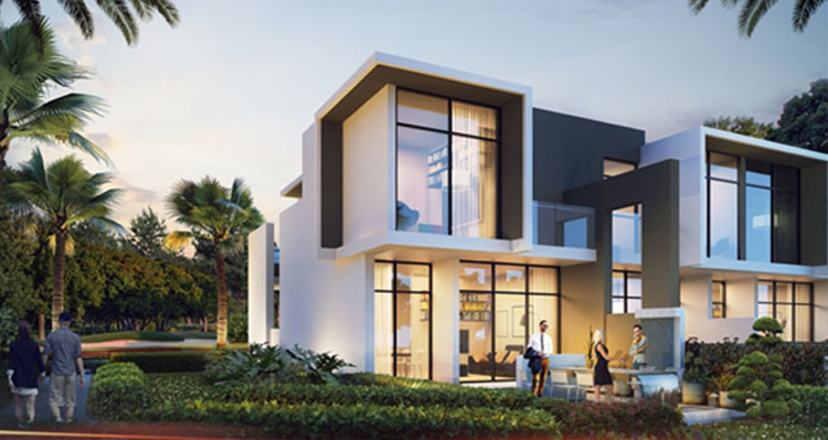 Aknan Villas by Damac