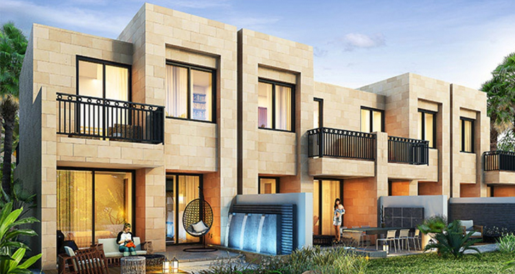 Hajar Stone Villas by Damac