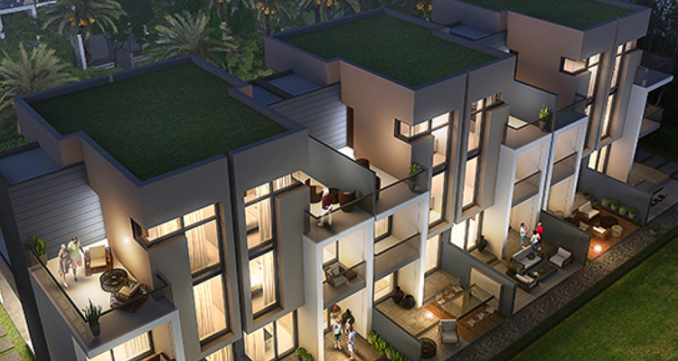 Mega Villas by Damac